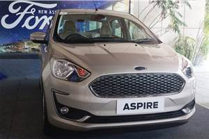 2018 Ford Aspire price, variants explained