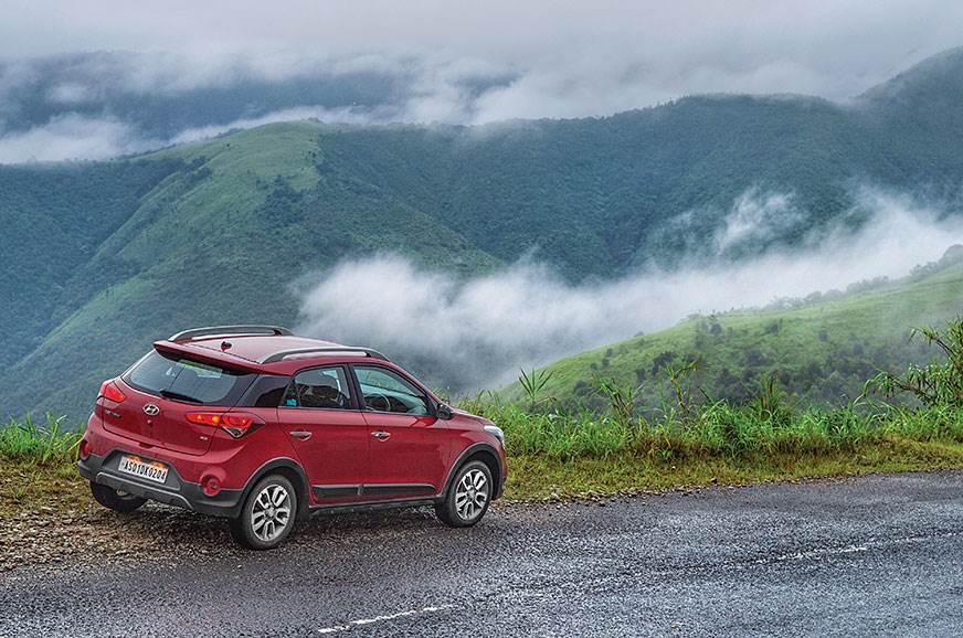 The magical Khasi hills of Meghalaya.