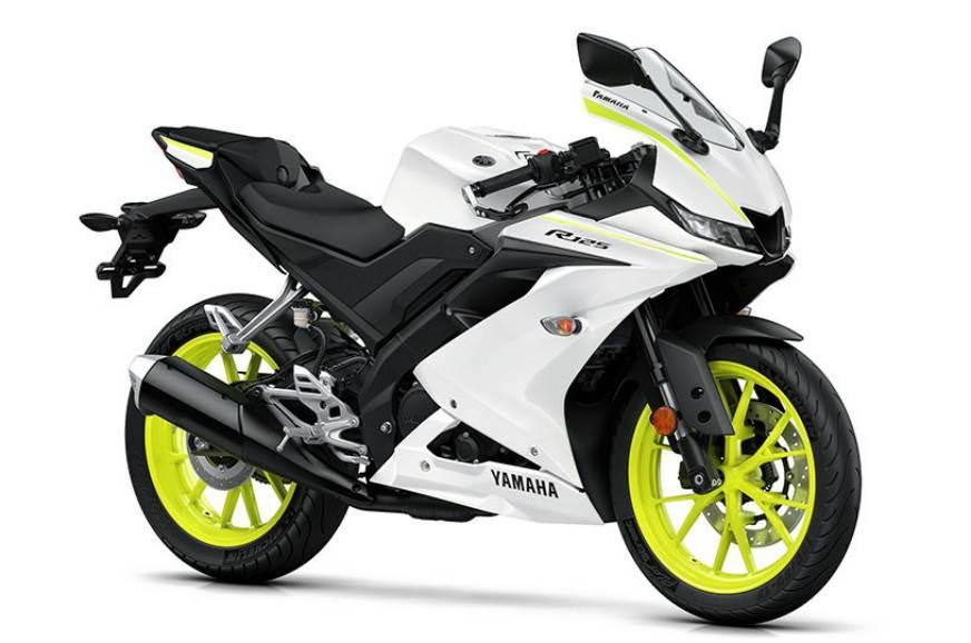 2019 Yamaha R125