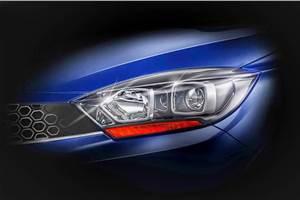 Updated Tata Tigor teased ahead of October 10 launch