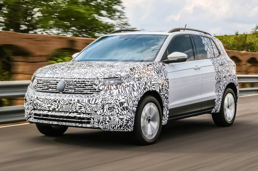 Volkswagen T-Cross global unveil on October 25