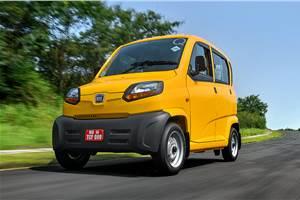 2018 Bajaj Qute review, test drive