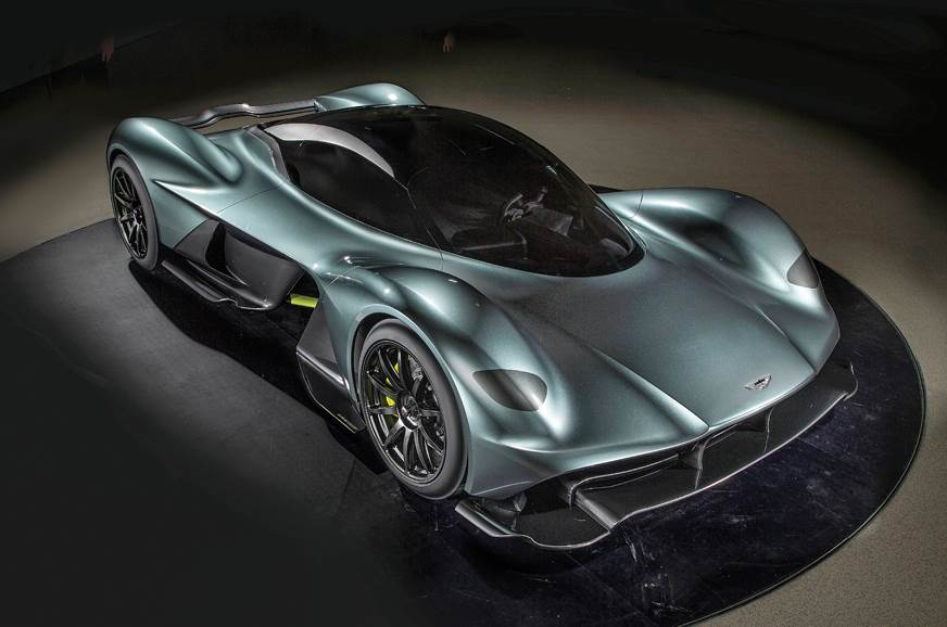 Aston Martin Valkyrie: An in-depth look