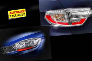 Updated Tata Tigor: more details out