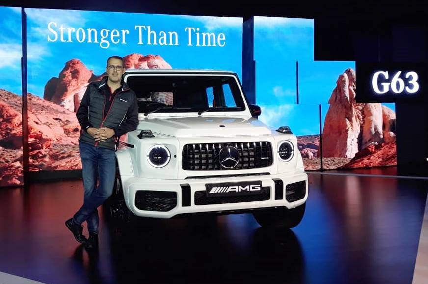 New Mercedes-AMG G 63 launched at Rs 2.19 crore
