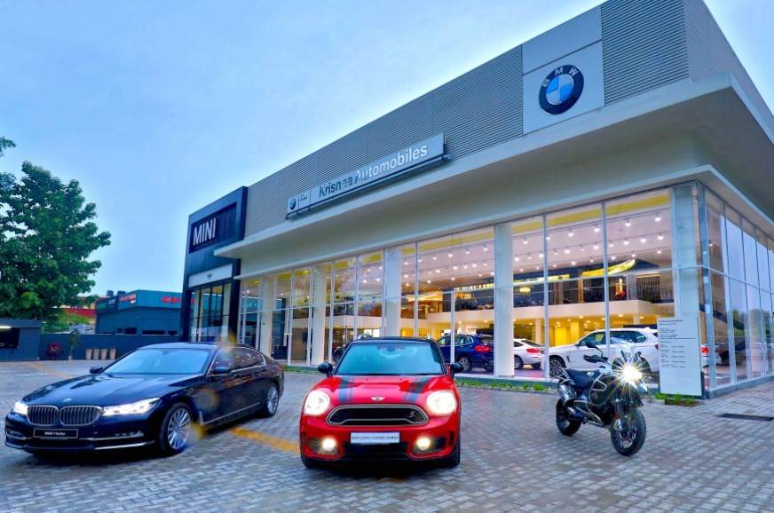 BMW clocks 11 percent growth in Jan-Sep 2018 sales