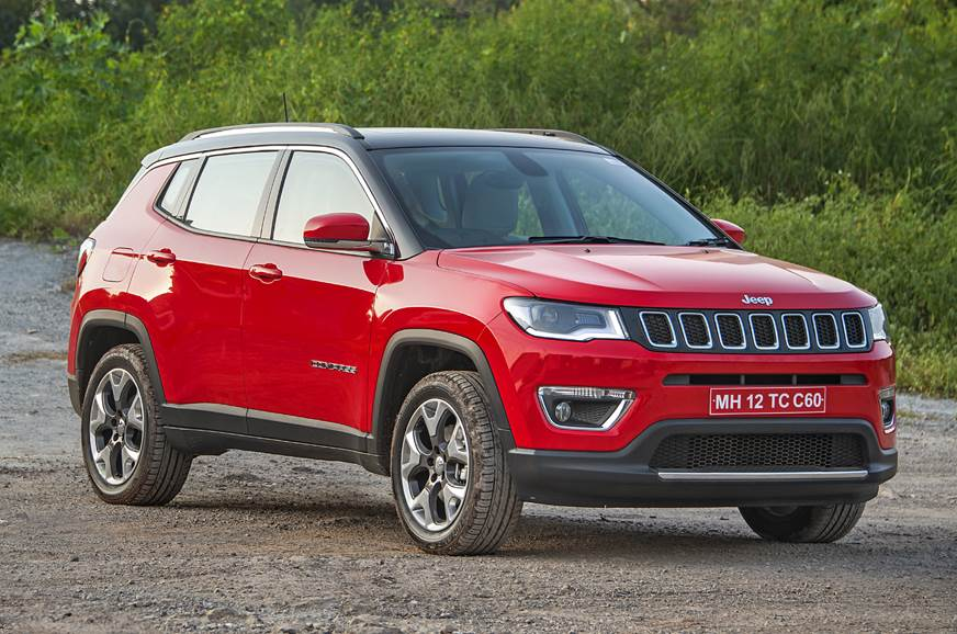 jeep compass limited plus a close look autocar india. Black Bedroom Furniture Sets. Home Design Ideas
