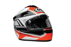Arai Chaser-X Shaped Red helmet review
