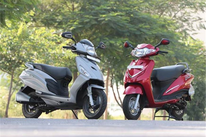 Hero scooters are being offered with a Rs 3,000 discount.
