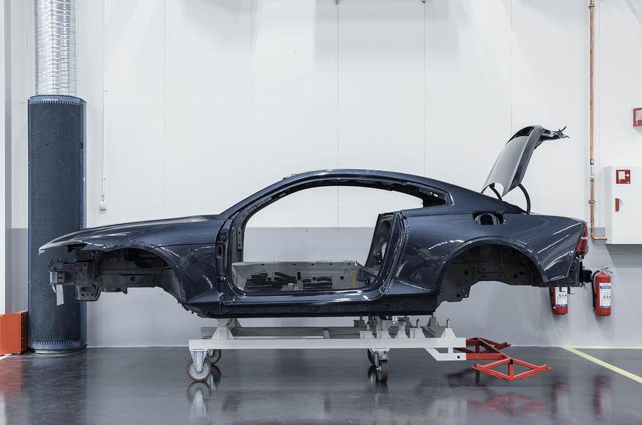 Polestar 1 prototype moves closer towards production