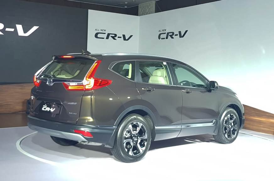 2018 Honda CR-V Launched - All You Need to Know