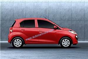 2018 Hyundai Santro review, track drive