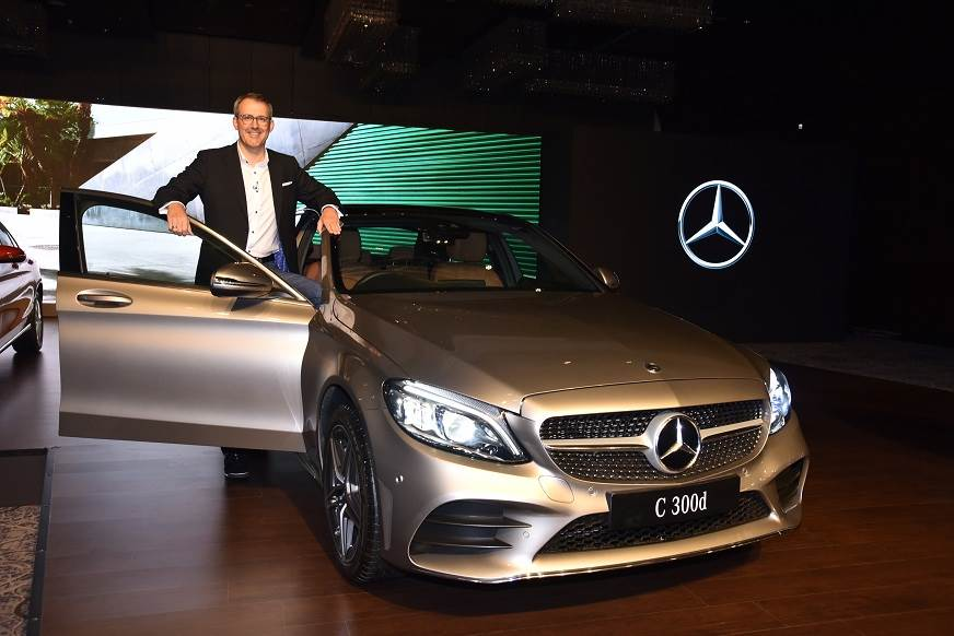 Mercedes-Benz India sales dip slightly in Jan-Sep 2018