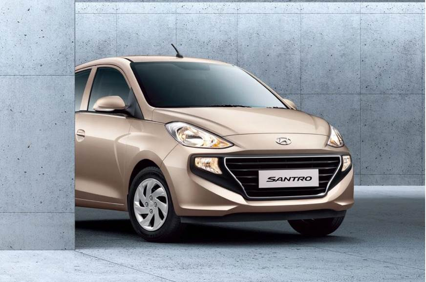 New Hyundai Santro revealed ahead of Oct 23 launch
