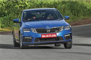 Skoda Octavia RS sold out for this year