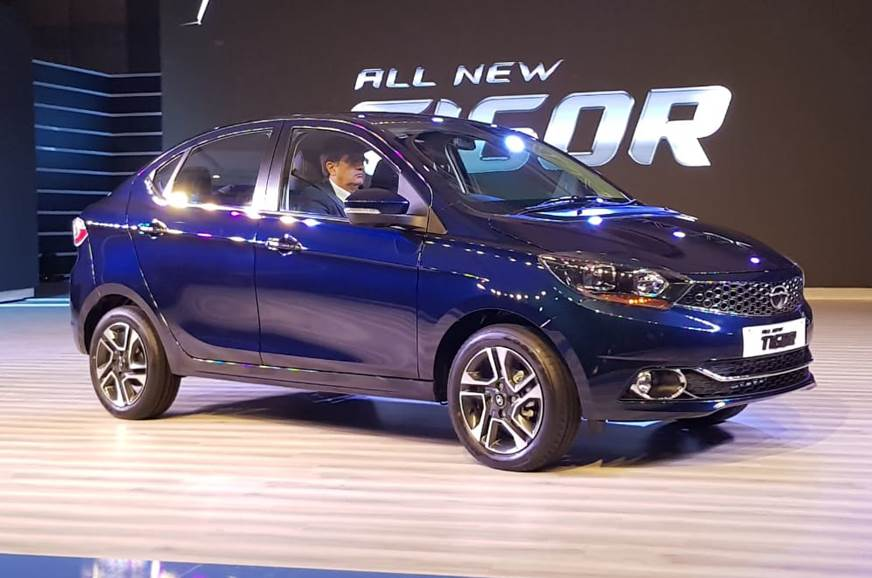 2018 Tata Tigor facelift launched at Rs 5.20 lakh