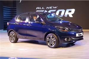 2018 Tata Tigor facelift launched at Rs 5.20 lakh