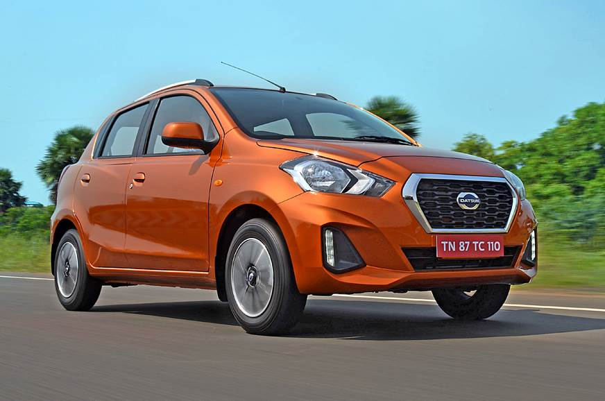 2018 Datsun Go review, test drive