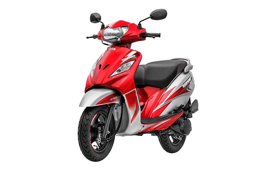 2018 TVS Wego launched at Rs 53,027