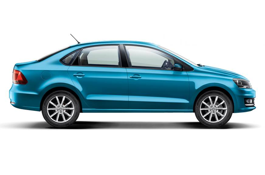 volkswagen vento  side airbags autocar india