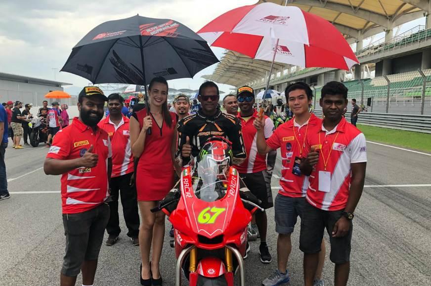 2018 MSBK: K Rajini finishes second runner-up in the championship
