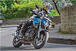2018 Yamaha FZ25 long term review, third report
