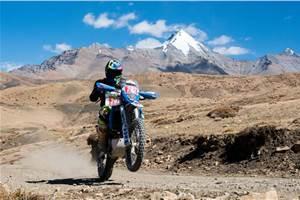 Saikia and Nataraj win 2018 Raid de Himalaya