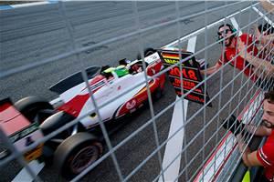 Mick Schumacher clinches European F3 title