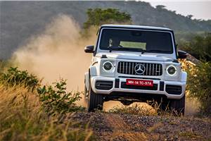 2018 Mercedes-AMG G 63 review, test drive