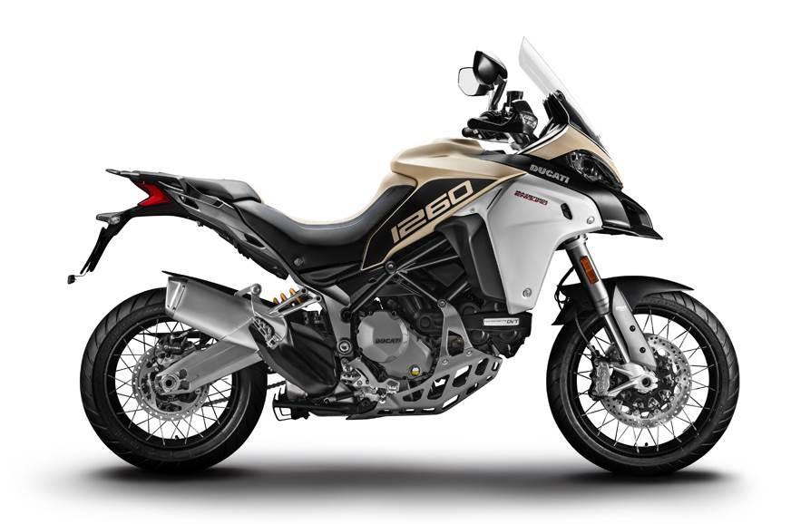 2019 Ducati Multistrada 1260 Enduro unveiled