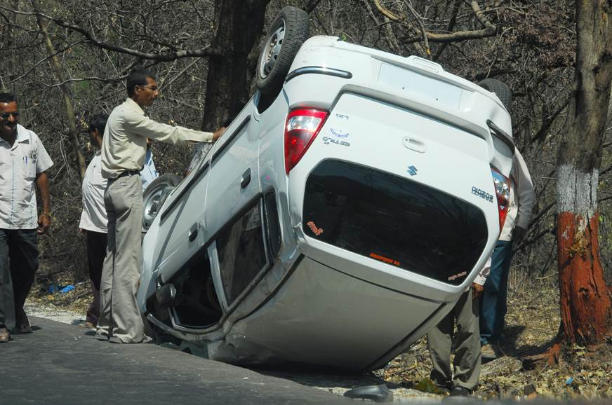 Road accidents in India claim more than 1.4 lakh lives in...