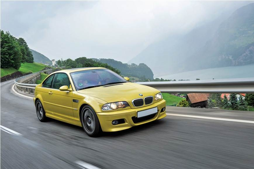The E46's design is sublime and timeless.
