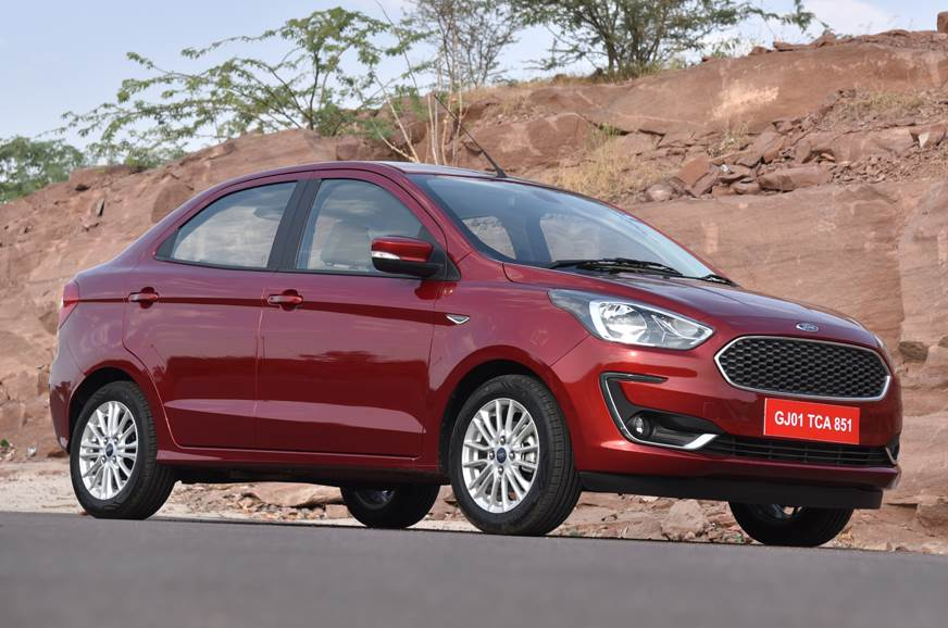2018 Ford Aspire: Which variant should you buy?