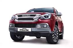 Isuzu MU-X facelift launched at Rs 26.27 lakh