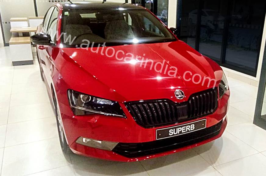 2018 Skoda Superb Sportline launched at Rs 28.99 lakh