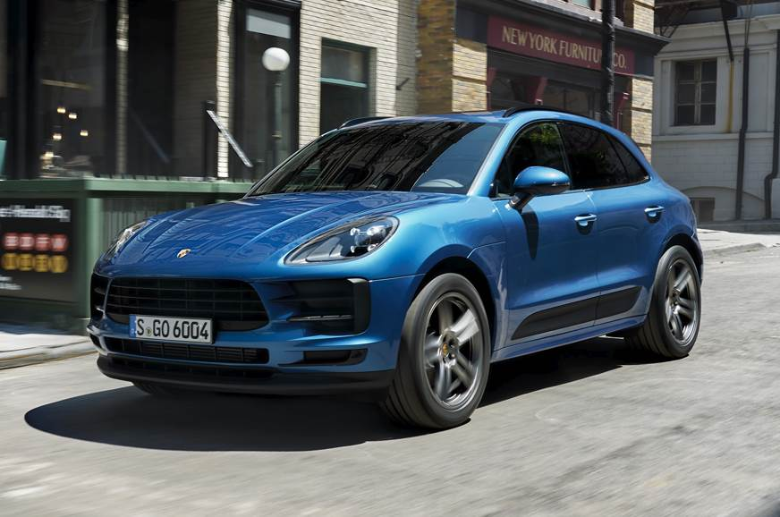 Porsche Macan facelift India launch in February 2019