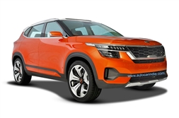 Kia SP concept-based SUV to launch in second half of 2019