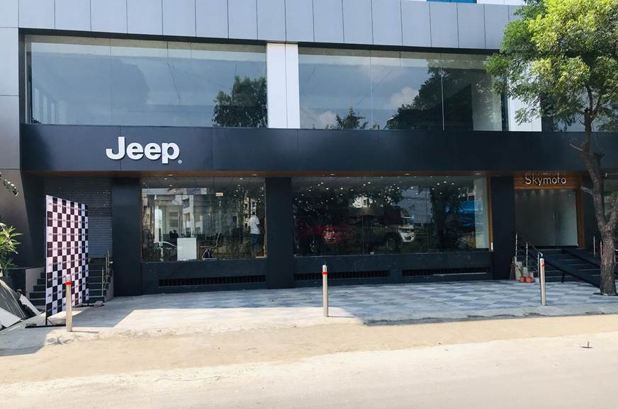 Jeep India targets Tier-II cities with 'Jeep Connect'