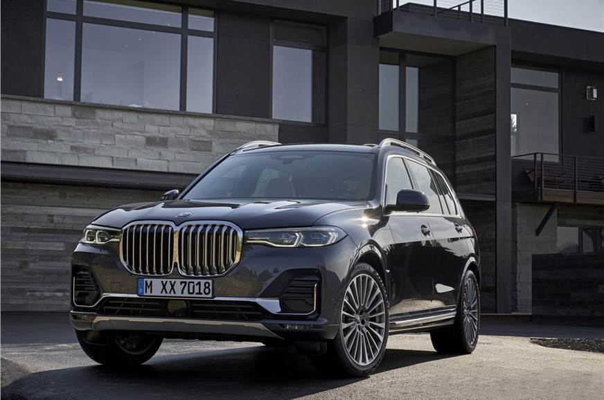All-new BMW X7 revealed