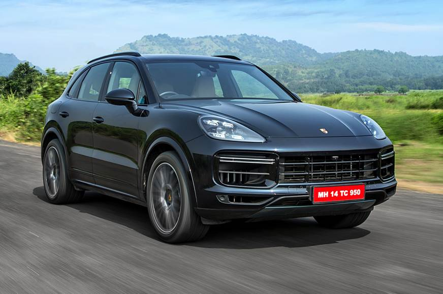 2018 Porsche Cayenne Turbo review, test drive