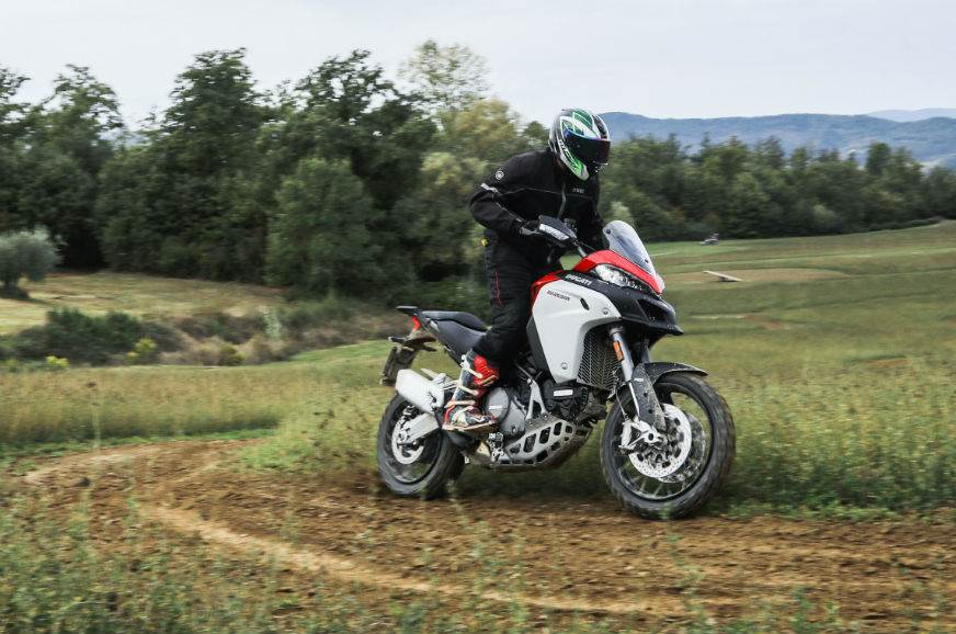 2018 Ducati Multistrada 1260 Enduro review, test ride