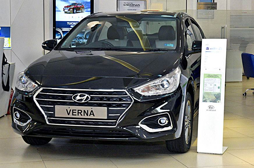 Every new sedan on discount this festive season
