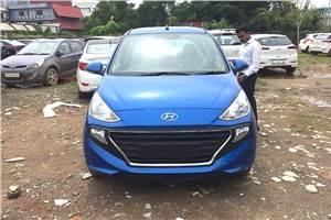 New Hyundai Santro ready for launch