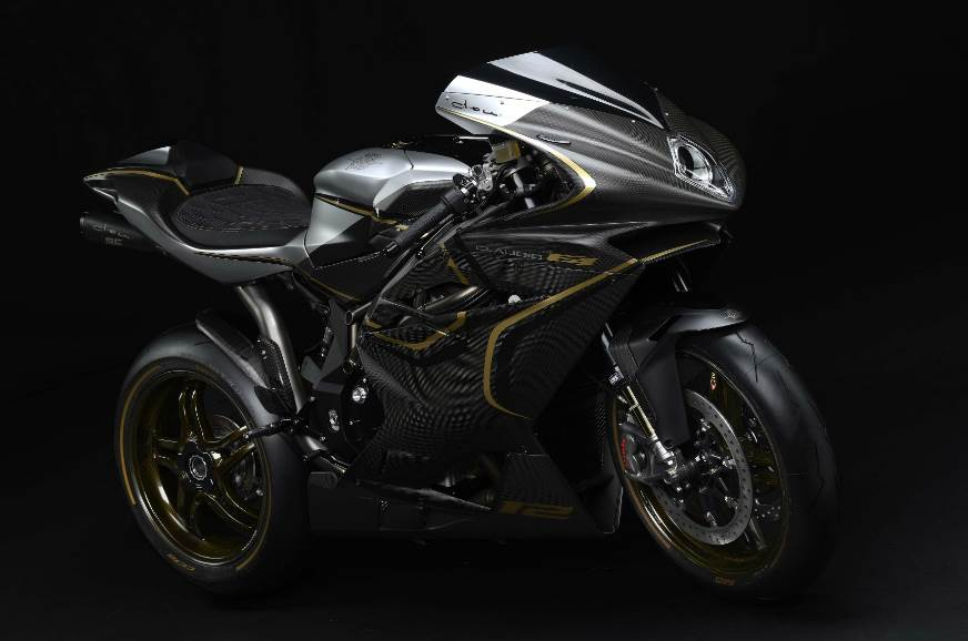 MV Agusta F4 Claudio breaks cover