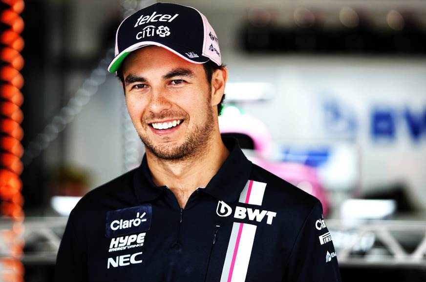 Perez to continue racing for Force India