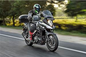 2018 Suzuki V-Strom 650XT review, test ride