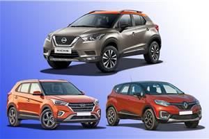 2019 Nissan Kicks vs rivals: Specifications comparison