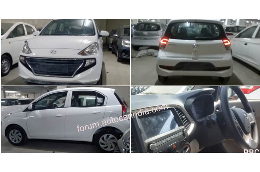 New Hyundai Santro: What to expect from each variant