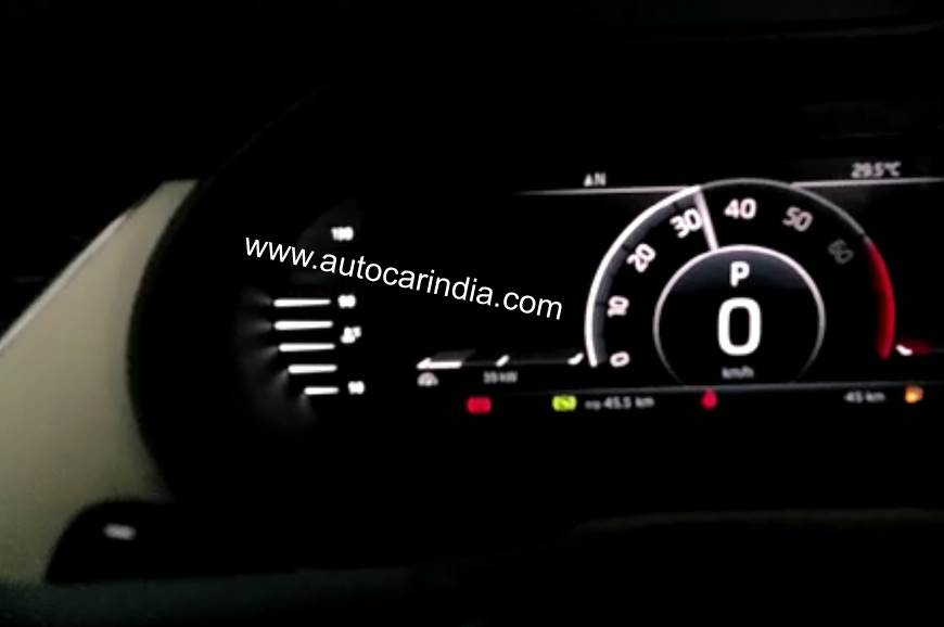 Skoda Octavia gets Virtual Cockpit in India