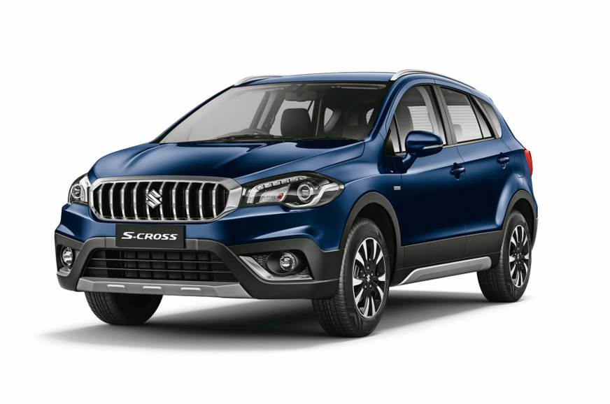 Maruti Suzuki S-cross reaches 1,00,000 sales mark